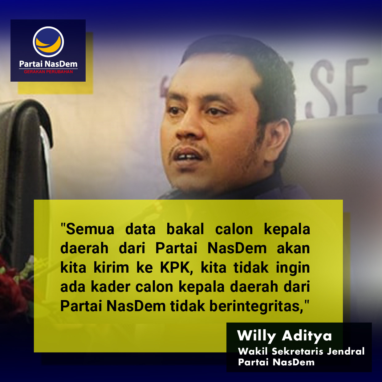 Willy Aditya