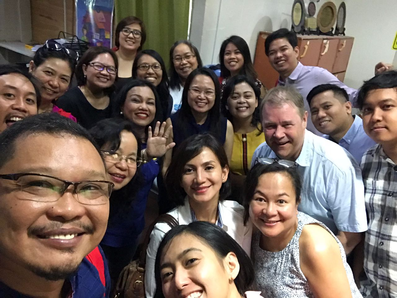 NasDem Hadiri The Socdem Asia Regional Conference di Filipina